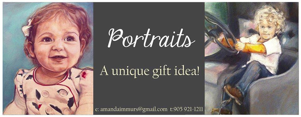 Amanda - Custom Portrait Artist